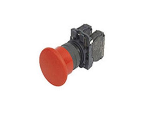 LA167-B5-AC 蘑菇头按钮Φ40mm