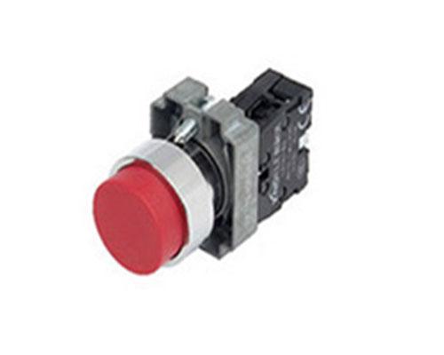 LA167-B2-BL 凸头按钮