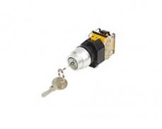 LA167-D8-11Y/2 钥匙选择开关2/3位