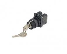 LA167-B5-AG 2/3位钥匙开关