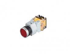LA167-D9B-11TD 平钮自锁带灯开关