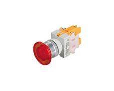 LA167-D7-11MD 蘑菇头带灯钮