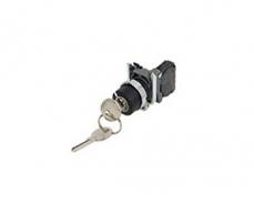 LA167-B4-BG 2/3位带钥匙选择开关