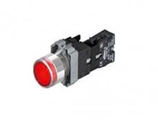 LA167-B2-BZ 直接式/阻容式 帶燈自鎖按鈕