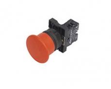 LA167-B2-EC 蘑菇頭按鈕