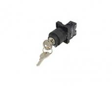 LA167-B2-EG 2/3位钥匙开关锁定
